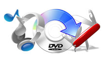 Rip DVD to Audio Formats