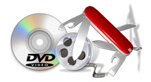 Convert DVDs to Video Formats