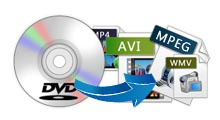 Rip DVD to HD/SD Video Formats