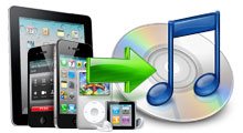 Transfer and Backup iPad/iPod/iPhone to iTunes