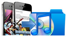 Sync Music from iPhone to iTunes Library