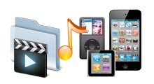 Convert video to iPod video