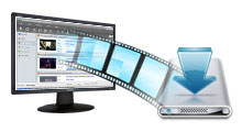 Online Video Downloading and Converting